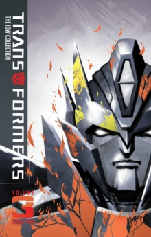 Transformers Idw Collection Phase Two Volume 3, Hardback Book