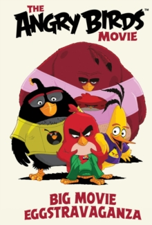 Angry Birds Big Movie Eggstravaganza, Hardback Book