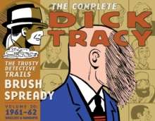Complete Chester Gould's Dick Tracy Volume 20, Hardback Book