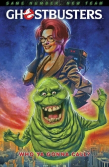 Ghostbusters Who Ya Gonna Call?, Paperback Book