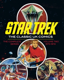 Star Trek The Classic Uk Comics Volume 2, Hardback Book