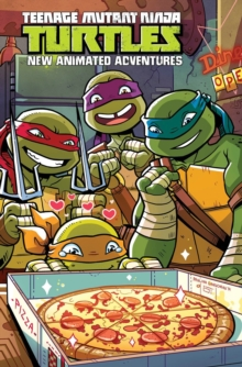 Teenage Mutant Ninja Turtles New Animated Adventures OmnibusVolume 2, Paperback / softback Book