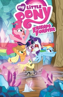 My Little Pony Friends Forever Volume 8, Paperback Book