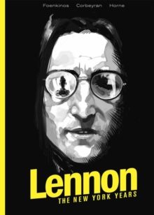 Lennon The New York Years, Hardback Book
