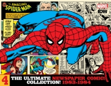 The Amazing Spider-Man The Ultimate Newspaper Comics Collection,Volume 4 (1983 -1984), Hardback Book