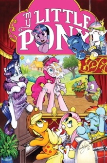 My Little Pony Friendship Is Magic, Vol. 12, Paperback Book