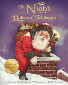 The Night Before Christmas, Board book Book