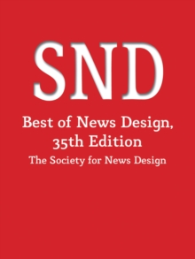 The Best of News Design, 35th Edition, Hardback Book
