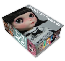 Art Dolls : 100 Postcards, Cards Book