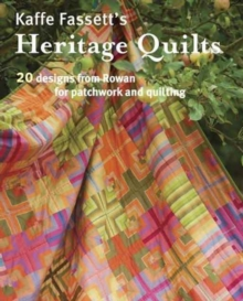 Kaffe Fassett's Heritage Quilts, Paperback Book