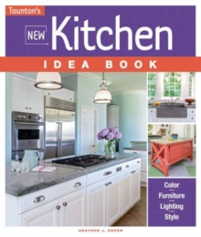 New Kitchen Idea Book, Paperback Book