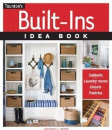 Built-Ins Idea Book, Paperback / softback Book
