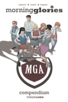 Morning Glories Compendium Volume 1, Paperback / softback Book