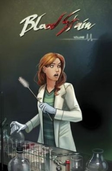 Blood Stain Volume 2, Paperback Book
