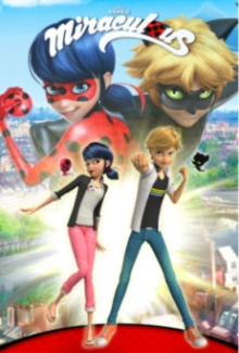 Miraculous: Tales of Ladybug and Cat Noir, Paperback Book