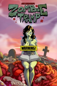 Zombie Tramp: Year One Hardcover Risque Variant, Hardback Book