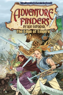Adventure Finders: The Edge of Empire, Paperback / softback Book