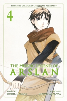 The Heroic Legend Of Arslan 4, Paperback Book