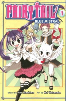 Fairy Tail Blue Mistral, Paperback / softback Book