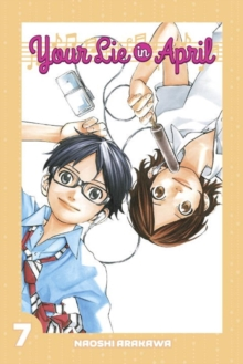 Your Lie In April 7, Paperback / softback Book