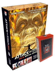 Attack On Titan 16 Special Edition With Playing Cards, Paperback / softback Book