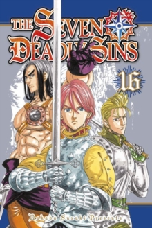 The Seven Deadly Sins 16, Paperback Book