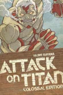 Attack On Titan: Colossal Edition 3, Paperback / softback Book