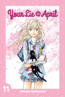 Your Lie In April 11, Paperback / softback Book