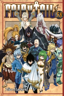 Fairy Tail 58, Paperback Book