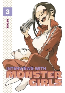 Interviews With Monster Girls 3, Paperback / softback Book