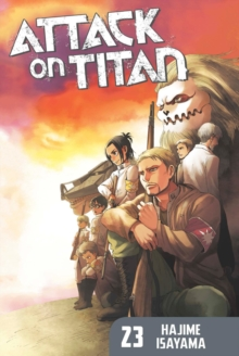 Attack On Titan 23, Paperback Book