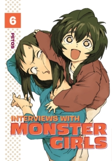 Interviews With Monster Girls 6, Paperback / softback Book