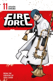 Fire Force 11, Paperback / softback Book