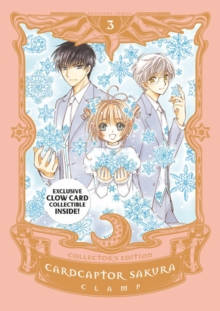 Cardcaptor Sakura Collector's Edition 3, Hardback Book