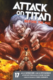 Attack On Titan: Before The Fall 17, Paperback / softback Book