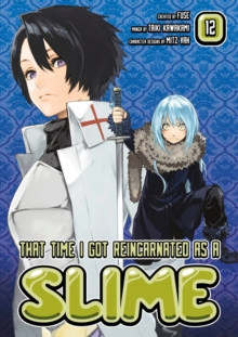 That Time I Got Reincarnated As A Slime 12, Paperback / softback Book