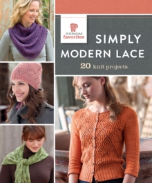 Simply Modern Lace : 20 Knit Projects, PDF eBook