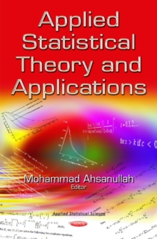 Applied Statistical Theory & Applications, Hardback Book