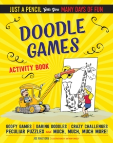 Doodle Games Activity Book, Paperback / softback Book