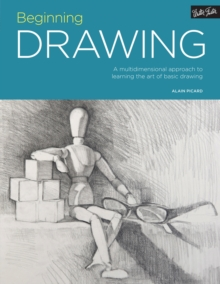 Portfolio: Beginning Drawing : A multidimensional approach to learning the art of basic drawing, Paperback Book