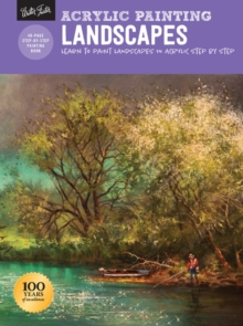 Landscapes : Learn to paint landscapes in acrylic step by step, Paperback / softback Book