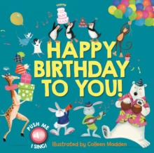 Happy Birthday to You!, Hardback Book