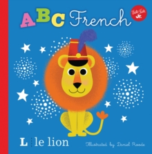 Little Concepts: ABC French, Board book Book