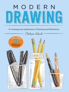 Modern Drawing : A contemporary exploration of drawing and illustration, Paperback / softback Book