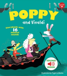 Poppy and Vivaldi : With 16 musical sounds!, Hardback Book