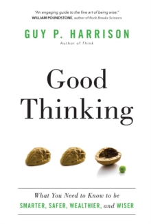 Good Thinking, Paperback Book