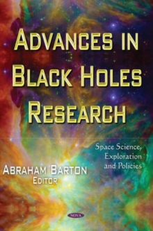 Advances in Black Holes Research, Hardback Book