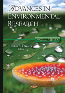 Advances in Environmental Research : Volume 38, Hardback Book