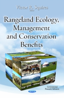 Rangeland Ecology, Management & Conservation Benefits, Hardback Book