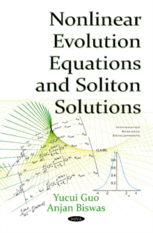 Nonlinear Evolution Equations & Soliton Solutions, Hardback Book